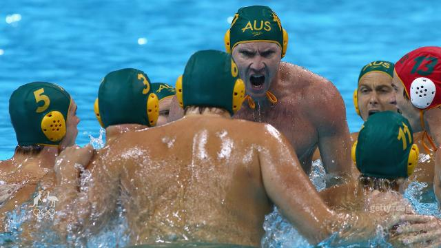 Defence is key for the Men's Water Polo team