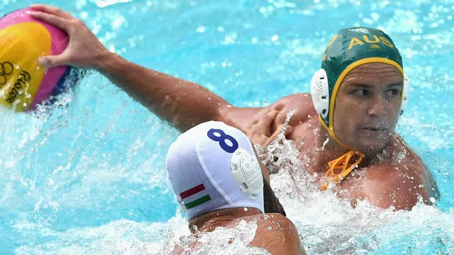 Everything up for grabs in Water Polo pool
