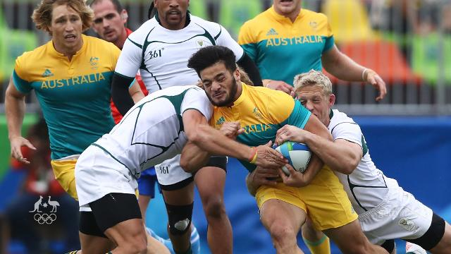 Aussies out of Rugby sevens medal race