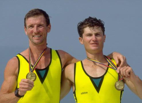 Golden Nugget: A Pair Oar Trifecta - Rowing Trio