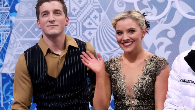 Ice Dance pair thrilled with Sochi PB