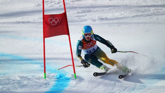 Alpine skiers reflect on first Olympics