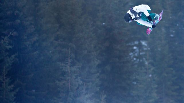 Mullins and Arthur go large in Lillehammer Slopestyle