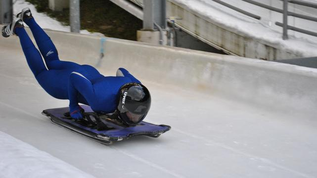 Narracott hopeful of Olympic sled