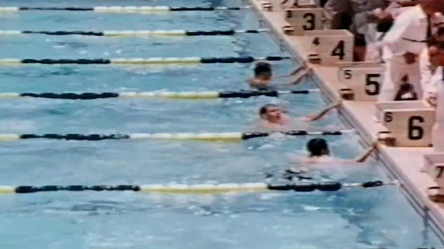 Swimming: Men's 4x100m Medley Relay Rome 1960