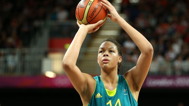 Journey to Rio - Liz Cambage