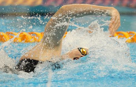 Cate Campbell - 100m Freestyle, 50m Freestyle