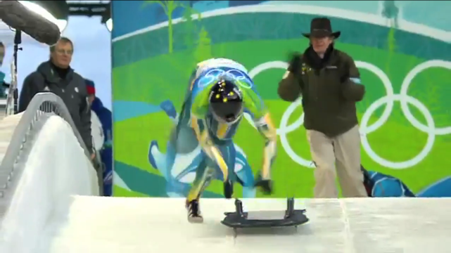 Emma Lincoln-Smith - Women's skeleton