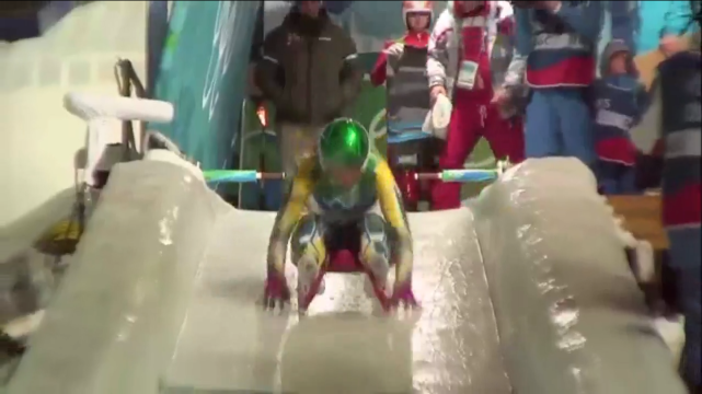Hannah Campbell-Pegg - Luge