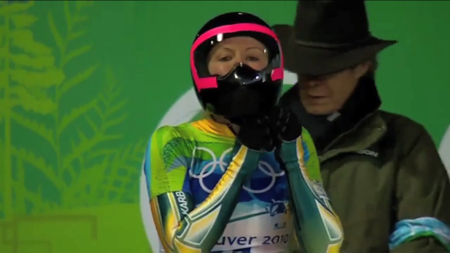 Melissa Hoar - Women's skeleton