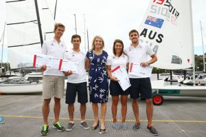 Australian Olympic Sailing Team Selection Announcement