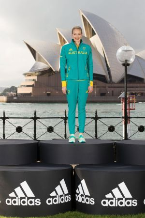 Australian Olympic Games Official Uniform Launch