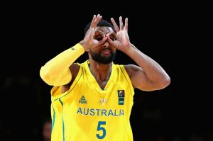 Patty Mills v NZ