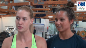 Journey to Rio: Nikki Laird and Mariafe Artacho del Solar
