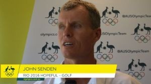 John Senden confident ahead of AUS Open