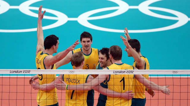 Rio 2016 qualification on the line for Aussie volleyballers