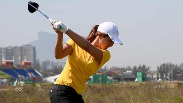 Women's golf set to tee off in Rio