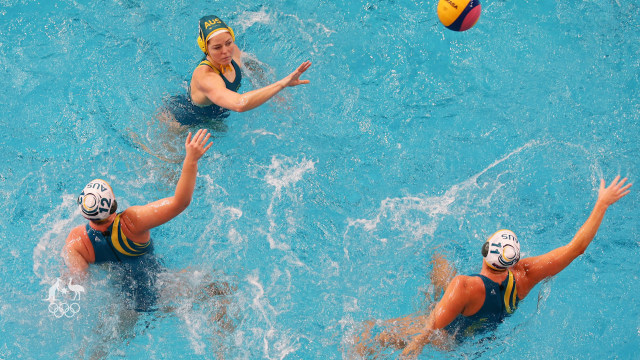 Water polo girls confident they can beat rivals Hungary.