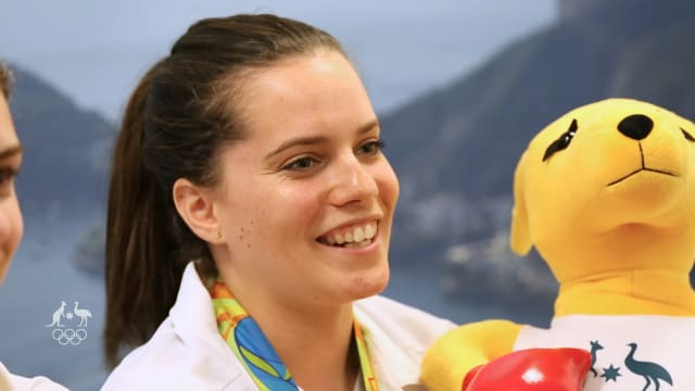 Anabelle Smith's favourite Rio moments