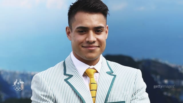 Meet Kevin Chavez, Aussie diver ready to take on the world.