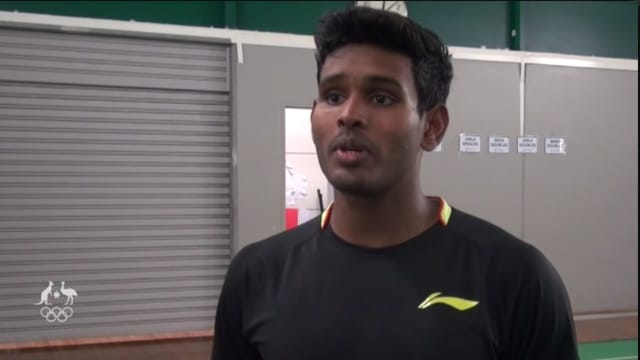 Sawan Serasinghe | Journey to Rio