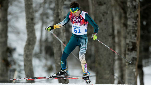 Strong season has Watson primed for second Winter Games