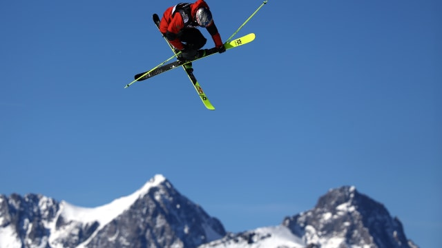 Ski Slopestyle explained