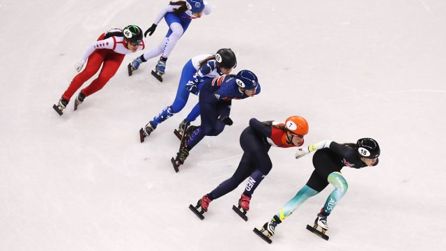 Lockett taking confidence from PyeongChang opener