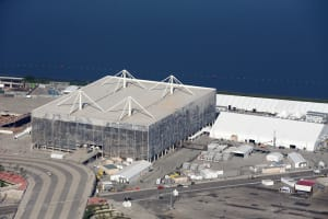 Aquatics Stadium - One Month To Go