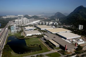 Riocentro - One Month To Go