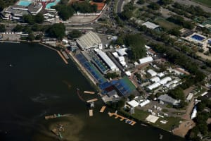Rowing Kayak Venue - One Month To Go