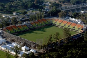 Deodoro Stadium - One Month To Go
