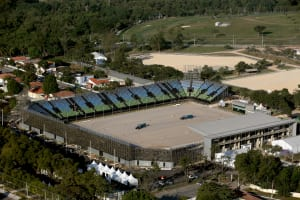 Equestrian Centre Deodoro - One Month To Go