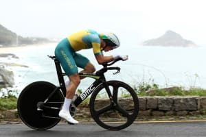 Rohan Dennis Time Trial
