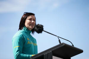 Australian Olympic Team Welcome Home Celebration