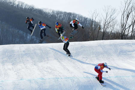 Snowboard Cross final